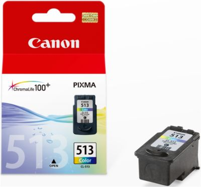 Canon inktpatroon CL-513, color