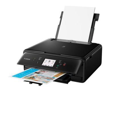 Canon Tinten-Multifunktionsdrucker Pixma TS6150, 3 kabellose Funktionen, Cloud