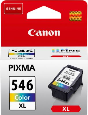 Canon Tintenpatrone CL-546XL color