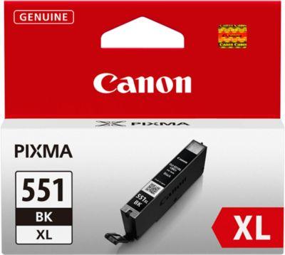 Canon Tintenpatrone CLI-551 XL BK schwarz