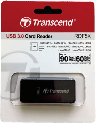 Card Reader USB 3.0 schwarz