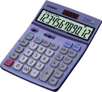 Casio bureaurekenmachine DF-120TER II