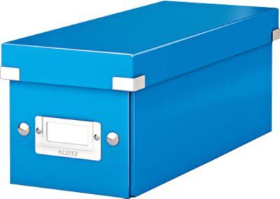Cd Box Wow CLIck&Store  blauw