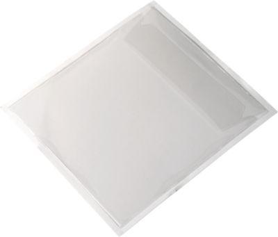 CD-ROM-Tasche, 127x127 mm, 10 Stück