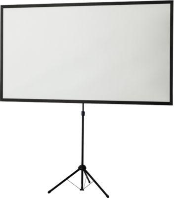 Celexon driepootscherm, 1770 x 1000 mm projectiedoek, in hoogte verstelbaar
