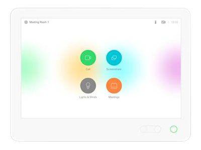 Cisco Touch 10 Control Unit - Touchscreen