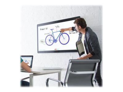 Cisco Webex Board 55 MSRP - Videokonferenzkomponente - 139.7 cm (55