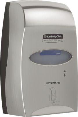 Clark Professional elektronische desinfectiemiddeldispenser, rvs