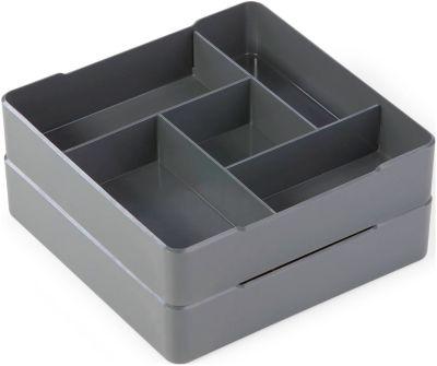 Coffee Point Case, Dispenser, 5 Fächer, Servierhilfe, aus Kunststoff