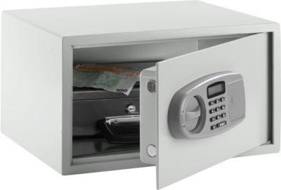 Coffre fort encastrable S-45 LCD, gris clair