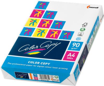 Color-Copy Laser- und Kopierpapier, 90 g/m², DIN A4