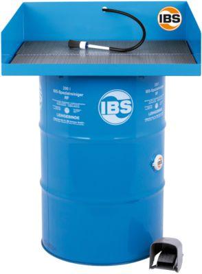 Combinatie onderdelenreiniger type KP en speciaal reinigingsmiddel