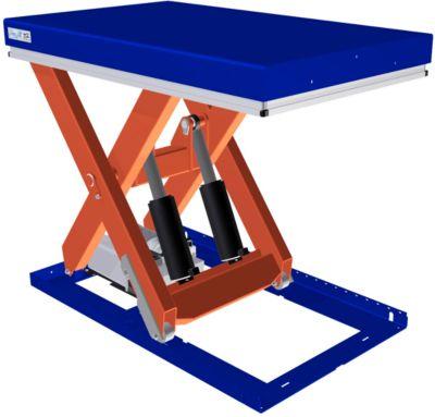 Compacte schaarheftafel TL 3000, 3000 kg draagvermogen