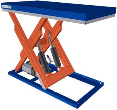 Compacte schaarheftafel TM 3000, 3000 kg draagvermogen