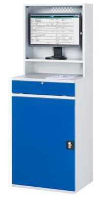 Computerkast type 650-M65, B 650 x D 520 x H 1770 mm, stationair.
