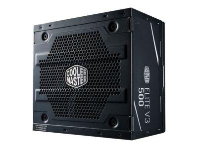 Cooler Master Elite V3 MPW-5001-ACAAN1 - Stromversorgung - 500 Watt