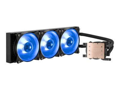 Cooler Master MasterLiquid ML360R RGB - TR4 Edition - Prozessor-Flüssigkeitskühlsystem
