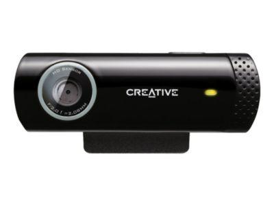 Creative Live! Cam Chat HD - Web-Kamera