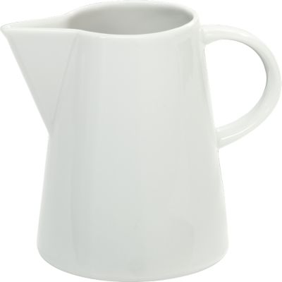 Crème casteraster Solea, wit, porselein, 0,25 L