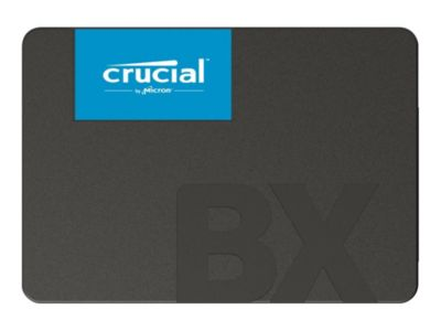 Crucial BX500 - Solid-State-Disk - 120 GB - SATA 6Gb/s