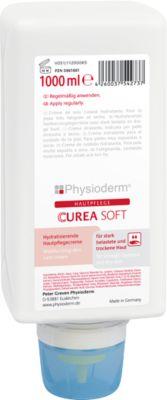 cUrea soft Hautpflege, für stark belastete Haut, 1000 ml