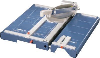 Dahle Schneidemaschine 868, für 35 Blatt, Schnittlänge 460 mm, Schnitthöhe 3,5 mm