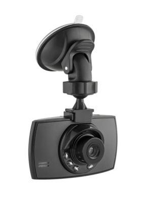 Dashcam Metmaxx SecureDriver, 720p, mit Nachtsicht-LED, inkl. USB-Kabel, schwarz