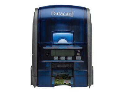 Datacard SD160 - Plastikkartendrucker - Farbe - Thermosublimation/thermisches Harz