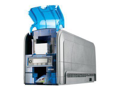 Datacard SD360 - Plastikkartendrucker - Farbe - Thermosublimation/thermisches Harz