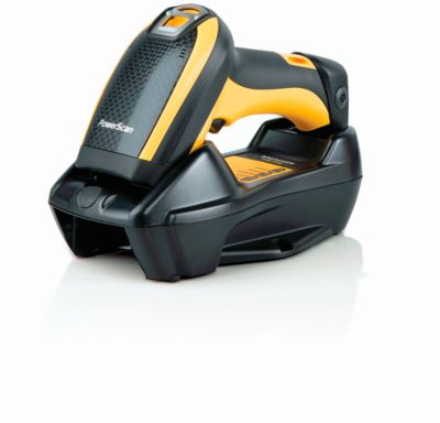 Datalogic PowerScan PM9500HPRB, 2D, RS232-Kit, Funk-Kommunikation