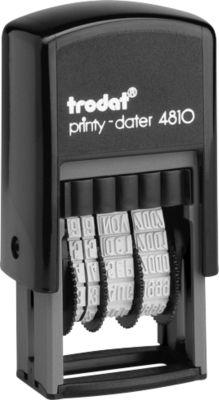 Datumsstempel trodat® Printy 4810