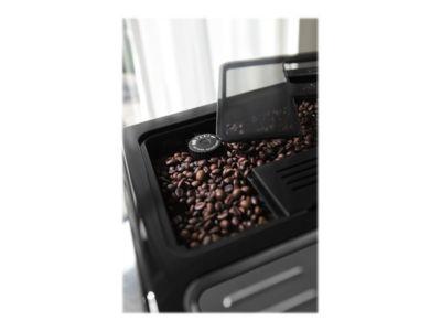 De'Longhi Eletta Cappuccino ECAM 45.766.B - automatische Kaffeemaschine mit Cappuccinatore - 15 bar - Schwarz