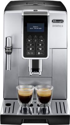 De'Longhi koffieautomaat ECAM 350.35.SB Dinamica, zilver/zwart