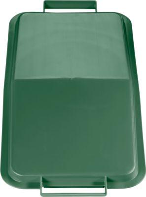 Deckel für Abfallbehälter 60 Liter, gün