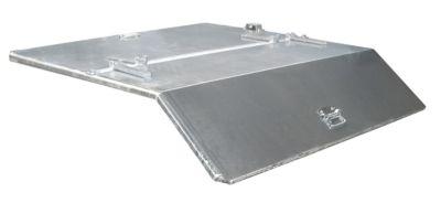 Deckel, für Kippbehälter Typ GU 2000, verzinkt
