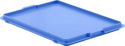 Deksel met haak EF-DH43, blauw