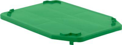 Deksel voor Fixbox 600, groen