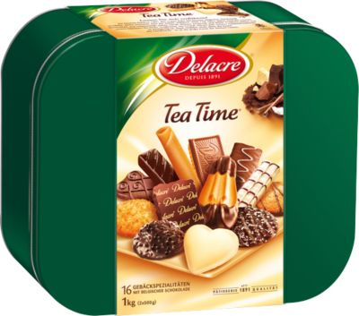 Delacre Tea Time Feingebäck