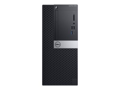 Dell OptiPlex 5060 - MT - Core i5 8500 3 GHz - 8 GB - 256 GB