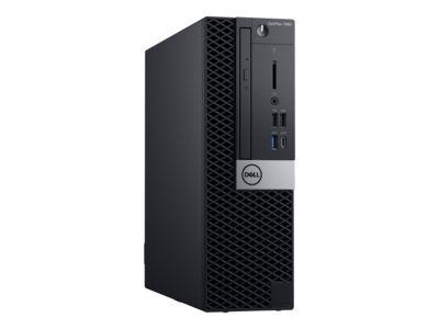 Dell OptiPlex 7060 - SFF - Core i7 8700 3.2 GHz - 8 GB - 256 GB