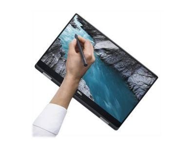 Dell Premium Active Pen (PN579X) - Stift - Bluetooth 4.2, Microsoft Pen Protocol - Schwarz
