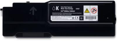 Dell toner zwart, 593-BBBU