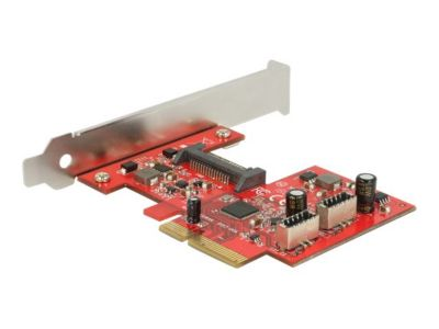 DeLock PCI Express Card > 2 x internal USB 3.1 Gen 2 - USB-Adapter