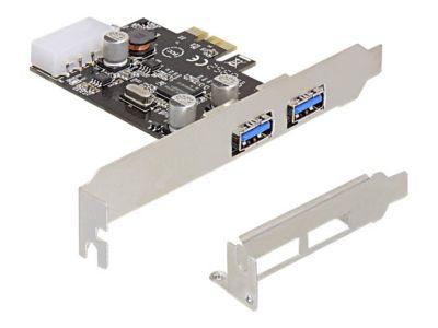 DeLock PCI Express card > 2x USB 3.0 - USB-Adapter