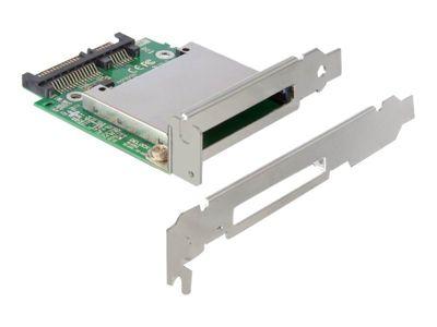 DeLOCK SATA 3.5 Card Reader > CFast - Kartenleser - Serial ATA