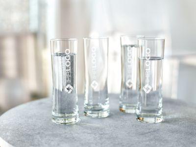 Designer Trinkglasset Fresh, 4 St.