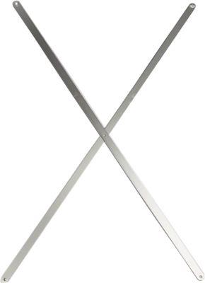Diagonalkreuz  f. Regalbreite 800 mm