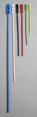 Dichtbinder, 500 x 4,0 mm, blauw, 100 stuks