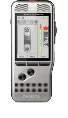 Digitaal Dictafoon PHILIPS Pocket Memo® DPM 7000
