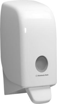Dispenser voor handzeep AQUARIUS, wit